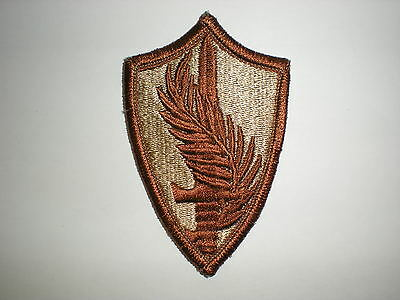 Us Army -  Central Command Patch - Desert