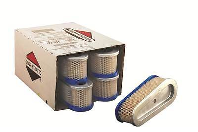 Briggs & Stratton 4166 5-Pack Of 691667 Oval Air Filter Cartridge