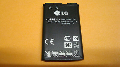 Replacement Battery for LG LGIP-531A / LGIP-531 / SBPL0090503 / SBPL0090501