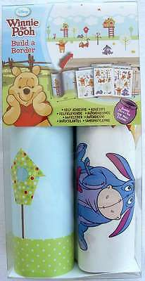 Alkor Deco Bordüre Borders 5m x 15cm Disney Winnie the Pooh multi 10000001061