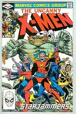 X-Men #156 April 1982 NM- Starjammers