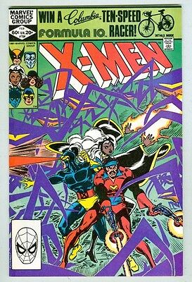 X-Men #154 February 1982 NM- Starjammers