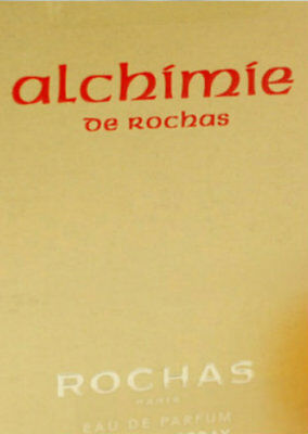 ALCHIMIE DE ROCHAS EAU DE PARFUM RARE! 4 x 2ml EDP SAMPLE SPRAY VIALS NEW