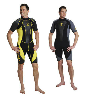 POSEIDON Wetsuit Journey Shorty - 3 mm - Männer