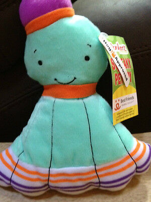 MONKEEZ & friends squeaky dog  pet toy OCTOPUS &  BEST FRIENDS plush and any