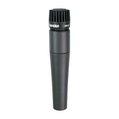 Shure SM57 Legendary Instrument Microphone Unidirectional / Dynamic SM57-LC