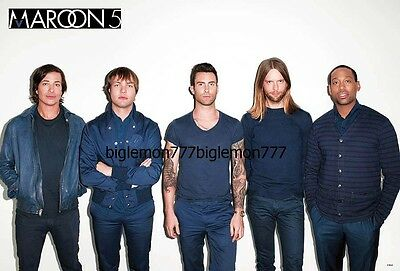 """MAROON 5 POSTER # 3 23.5""""x34.5"""""""