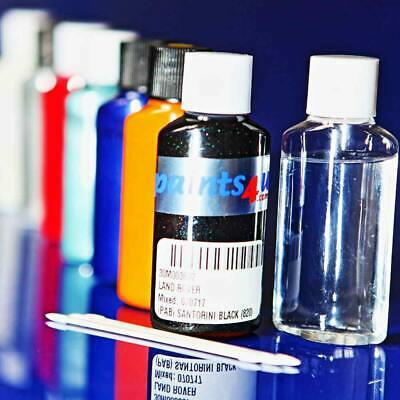 TOYOTA 30ml Car Touchup Paint Repair Kit SILVER 1F7