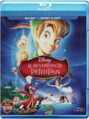 Le Avventure Di Peter Pan  Se   Blu-Ray+E-Copy