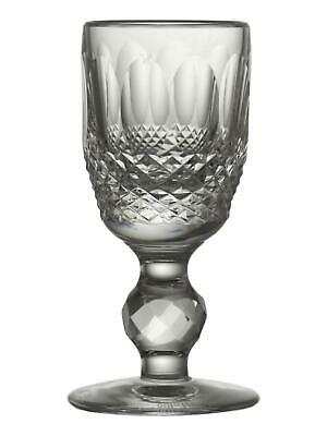 """WATERFORD Crystal - COLLEEN Cut - Liqueur Glass / Glasses - 3 1/4"""""""