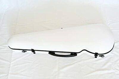 ABS Strong Violin Case, Full-size 4/4, Extra Space for Shoulder Rest