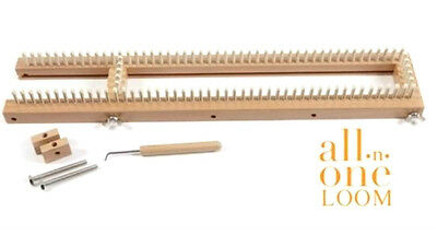 KB All in One Loom Knitting Board Round Loom and Sock Loom 18ins / 45cms