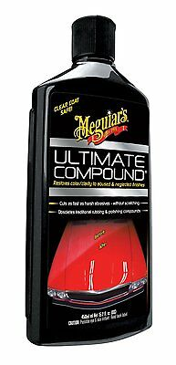 Meguiar's ULTIMATE COMPOUND Restore Color Clarity Clear Coat Paint HIGH QUALITY