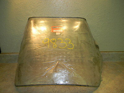 NOS Sno Stuff Replacement Windshield 450-805 Scorpion 75 - 75 Clear