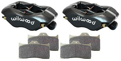 """Wilwood Forged Dynalite Brake Calipers,pads,1.10"""",1.75"""",drag Racing,circle Track"""