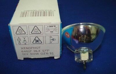 OSRAM HLX 64627 EFP 12V 100W GZ6.35 Xenophot optic halogen lamps for microscope