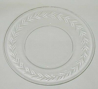Fostoria Holly Pattern Salad Plate