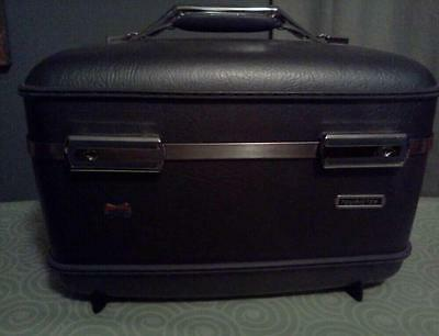 Vintage tourister luggage