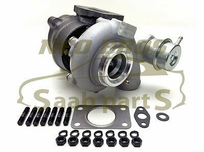 Saab 9-3 9-5 2.0T & 2.3T Gt17 Gt1752 Turbo Charger Turbocharger, New, 55560913