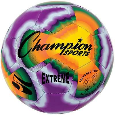Soccer Ball Extreme Tie-Dye Available Is Size 4 Or Size 5