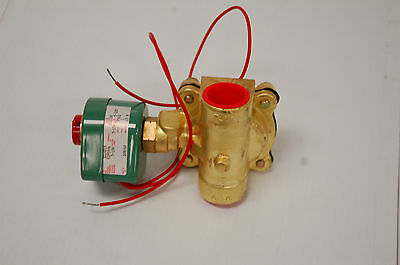 ASCO Automatic Switch Co. 8210D14 Reverse - Acting Solenoids, Series 8014