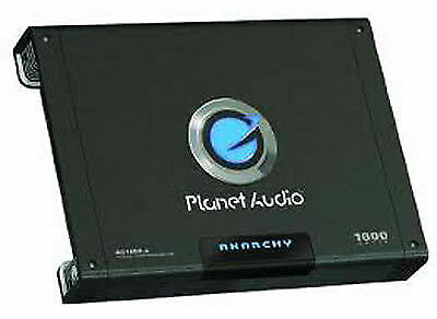 Planet Audio AC1600.4 Anarchy series 4channel 1600w mosfet Amplifier
