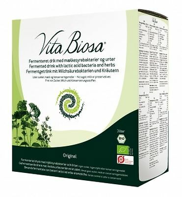 "ORIGINAL Vita Biosa Probiotic, 3 Liter ""Bag-in-Box"""