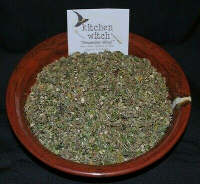 """IT'S BACK! 100g """"DREAMTIME CHILL OUT BLEND"""" QUIT WEED 100% ORGANIC HERB HIGH TEA"""