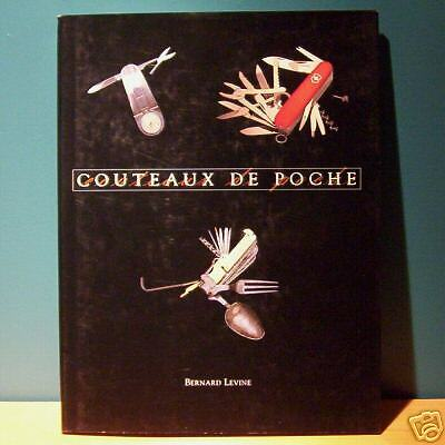 knives CANIF penknife COUTEAUX DE POCHE Fre Book collectible illustrated couteau