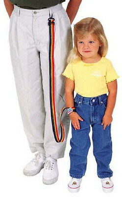 CJ Leachco Toddler Loop n Lead Child Wrist & Belt Loop Leash Safety Harness G210