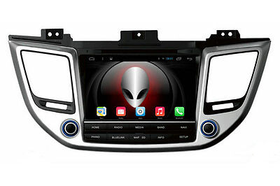 Android Hyundai new Tucson IX35 DVD GPS Stereo Multimedia player wifi 3G E-link