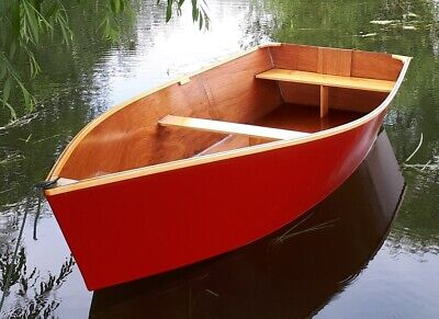 Boat Building Plans for PEVENSEY 10 Plywood Dinghy by STANLEY SmallCraft