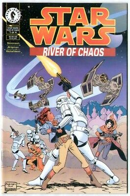 Star Wars: River of Chaos #1 (of 4; Dark Horse 1995) near mint