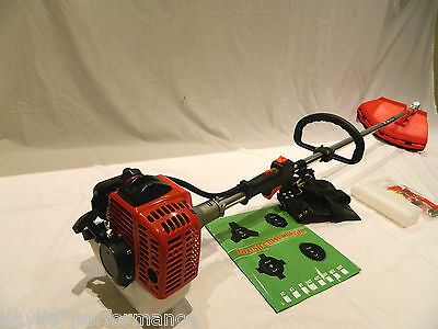 DMC's 26cc 2 stroke Straight Shaft BRUSHCUTTER TRIMMER 2 IN 1 Whipper Snipper