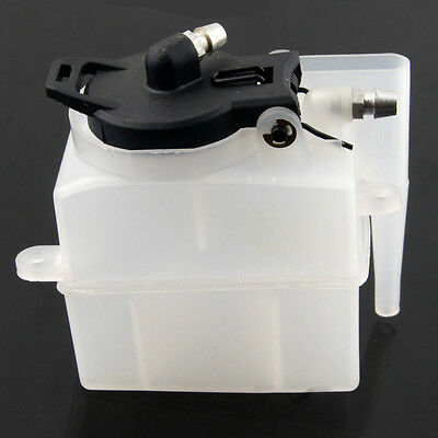 Plastic 02004 Fuel Tank Fit RC HSP 1/10 Nitro On-Road Car Buggy Truck