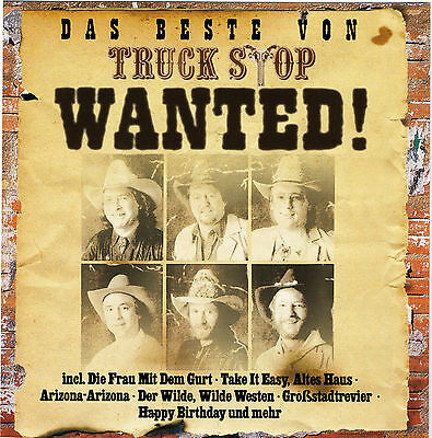Wanted!: Das Beste von Truck Stop BRAND NEW FACTORY SEALED CD (1996, Metronome)