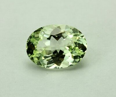 2.91 Carats Natural Diopside Loose Gemstone - Oval