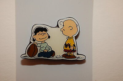 Charlie Brown & Lucy With Football # 19