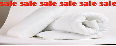 New Anti Allergy Cot Duvet Quilt All 4.5 9.0 Togs And Pillow For Baby