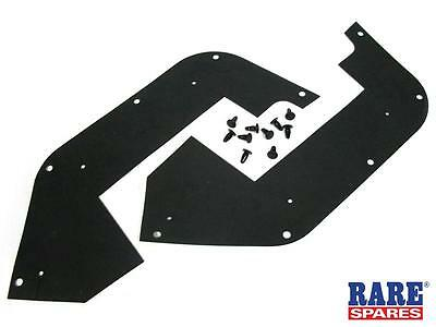Holden Hq Hj Hx Hz Wb Engine Bay Splash Shield Kit With Plugs Fender Guard Seals