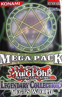 YuGiOh! Mega Pack Legendary Collection Yugi`s World - LCYW - 001 bis 030 - Topm.