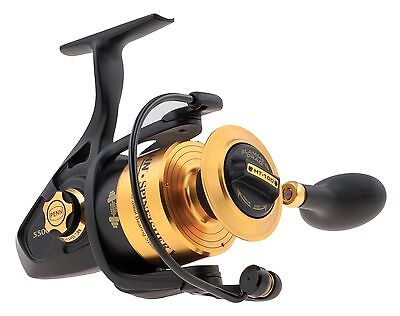 PENN SPINFISHER V - Best Saltwater Spinning Reel - All SSV Models 3500 - 10500
