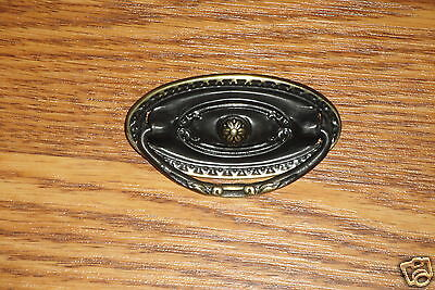 Colonial Revival Drawer Pulls Dresser Chest Hand Aged