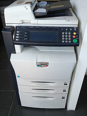 Kyocera C3225e Colour Photocopier with Print & Scan