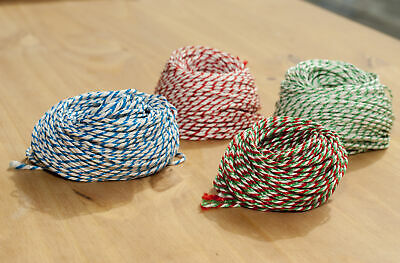 Candy Stripe - Butchers/Bakers/Parcel String/Craft Twine - Buy 10m Get 10m Free