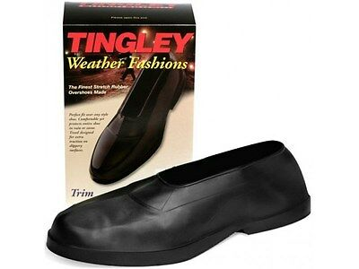 TINGLEY 1800 Trim Stretch Rubber, Waterproof Overshoe Galoshes, Men's Sizes S-XL
