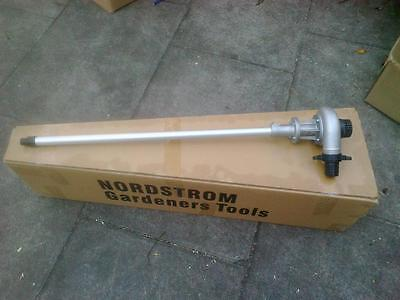 long reach petrol Hedgetrimmer/saw WATER PUMP ATTACHMENT 7-spline Nordstrom etc.