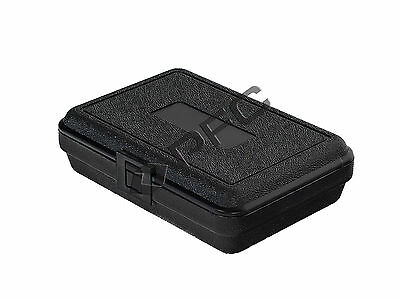 "PFC Cases Blow Molded Plastic Carrying Case 9 1/2"" x 6 1/2"" x 2 1/2"""