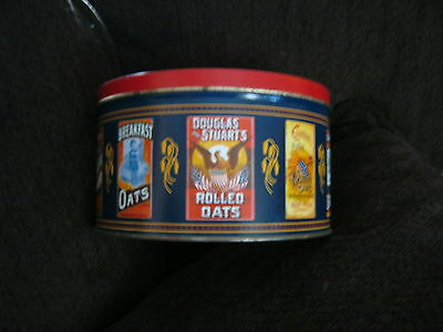 Quaker Oats Limited Edition 1983  Round Tin