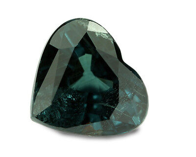 1.52 Carats Natural Madagascar Color Change Garnet Gemstone - Heart